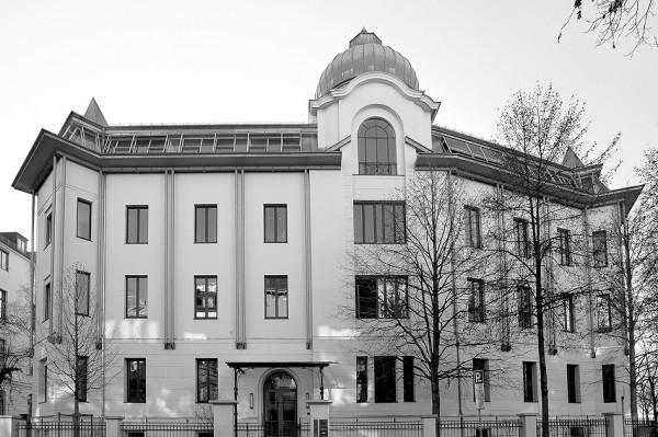 HEISS & LEPPLA Kanzleigebäude München
