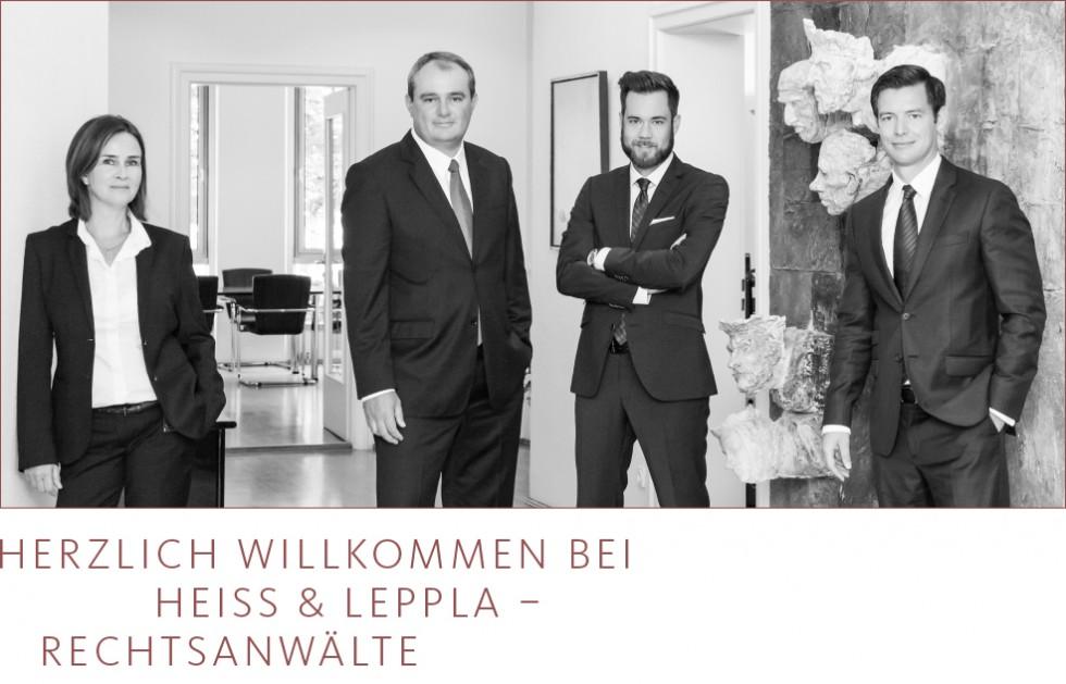 HEISS & LEPPLA Rechtsanwälte in München